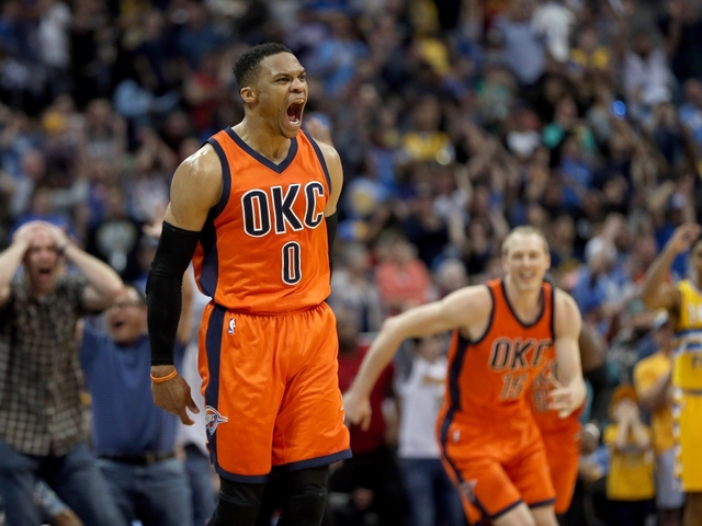 Russell Westbrook Breaks Triple-Double Record In Historic NBA Season