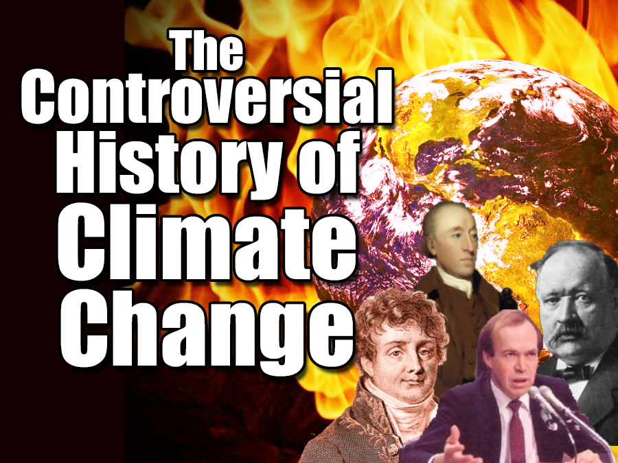 Climate change-s controversial history