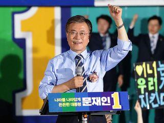 SKorea's leader returning to talks on trade