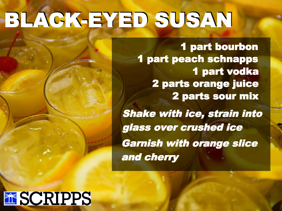Black-Eyed Susan: How to make the official drink of the Preakness Stakes