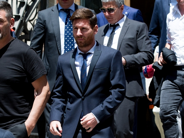 Spain's Supreme Court Upholds Lionel Messi's Tax Fraud Sentence