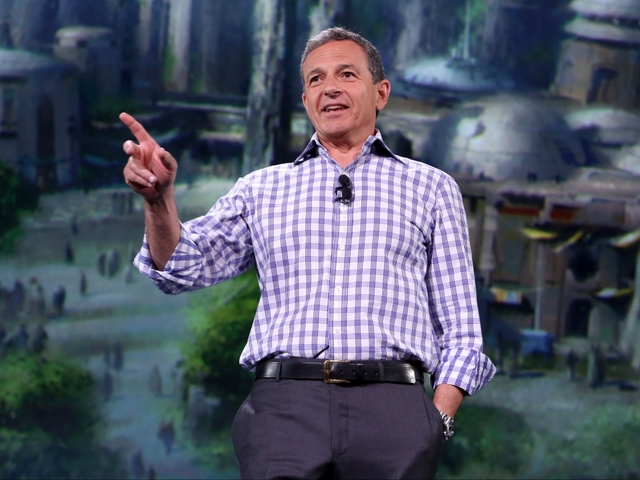 Disney CEO Has Something To Say About That Rumored Movie Hack