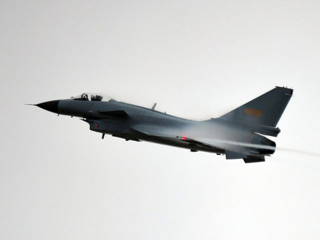 Chinese Planes Just Got Too Close For Comfort, And It's Not A First