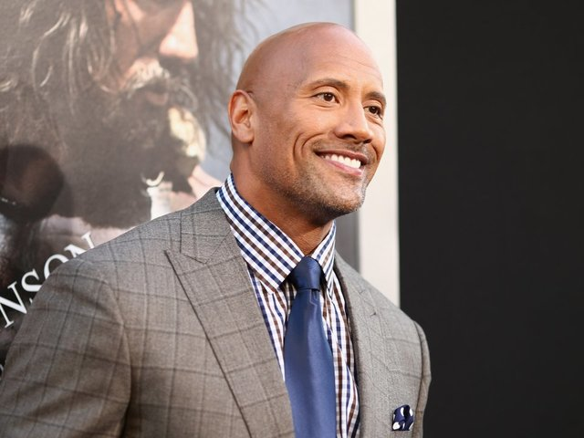 Hail To The Rock? Dwayne Johnson Gets Backing For Potential Campaign