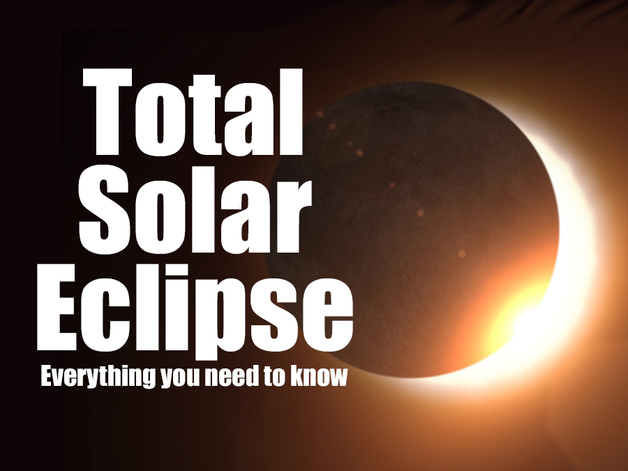 Total Solar Eclipse- Everything you need to know
