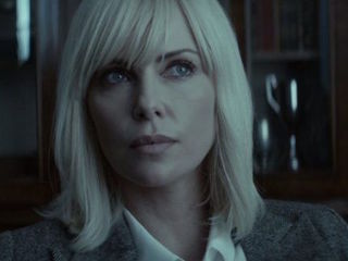 Movie review: Charlize Theron in 'Atomic Blonde'