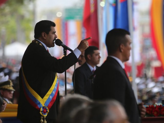 Venezuela's Controversial New Assembly Voted For Law-Passing Powers