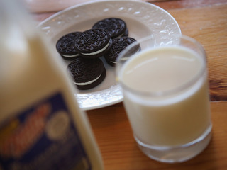 Scientists find optimal time to dip an Oreo