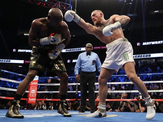 Showtime Is Issuing Refunds For Faulty Mayweather-McGregor Streams