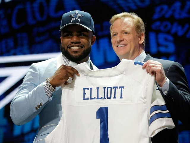 Arbitrator Upholds NFL's 6-Game Suspension For Ezekiel Elliott