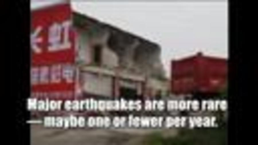 Earthquake Richter Scale Explained