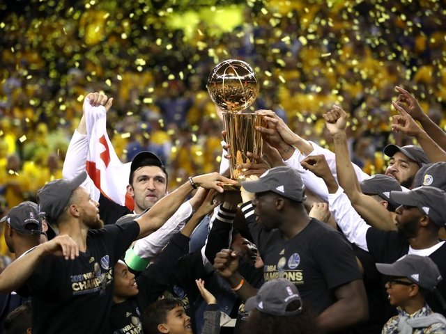 Golden State Warriors Won't Visit White House After Trump Comments