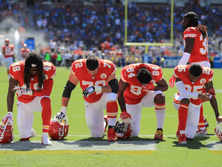 List: NFL players who protested on Sunday