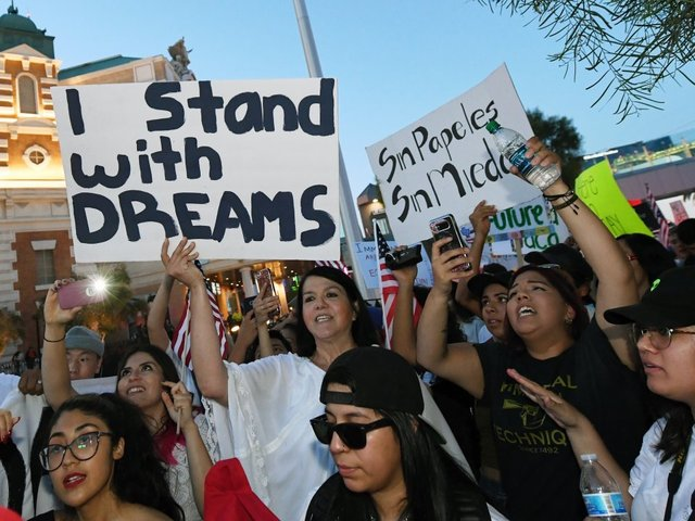 Republicans Propose 'Merit-Based' Replacement For DACA