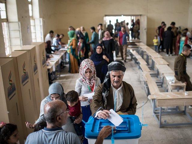 Iraqi Kurdish Referendum Could Be A First Step Toward Statehood