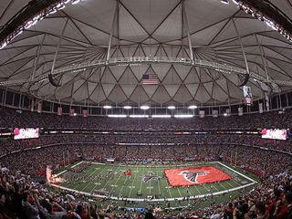 Georgia Dome set for implosion