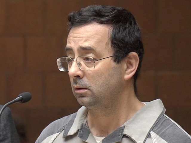 Former USA Gymnastics Doctor Pleads Guilty To Sexual Assault Charges
