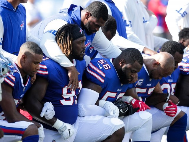The NFL Is Offering Players A Big Charitable Donation To Curb Protests