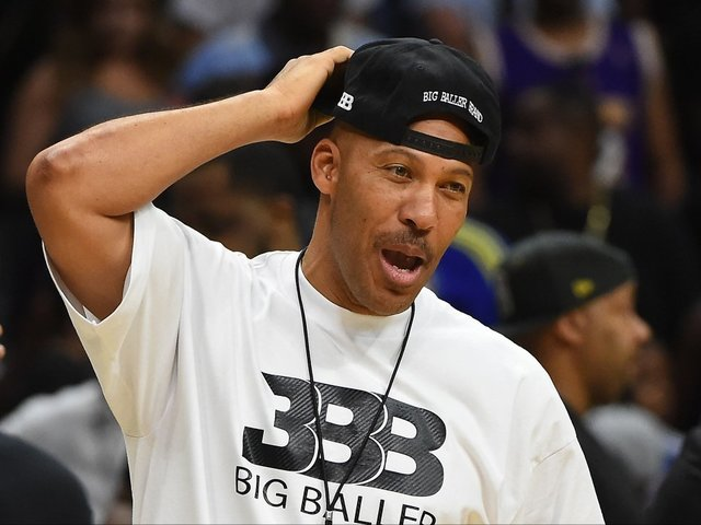 LaVar Ball Is Pulling His Suspended Son LiAngelo Out Of UCLA