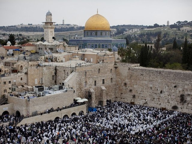 Trump To Recognize Jerusalem As Israeli Capital, Move US Embassy There