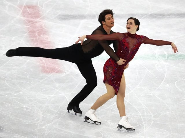 Olympic Ice Skaters Are Performing To Music You'll Actually Recognize
