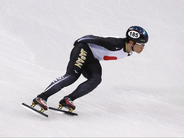 Japanese Speed Skater Suspended From 2018 Games For Failed Drug Test