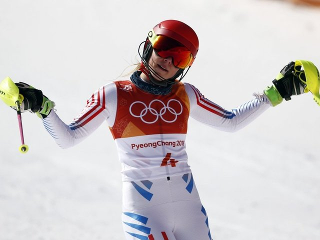 Team USA Struggles Through A Disappointing Day At The Winter Olympics