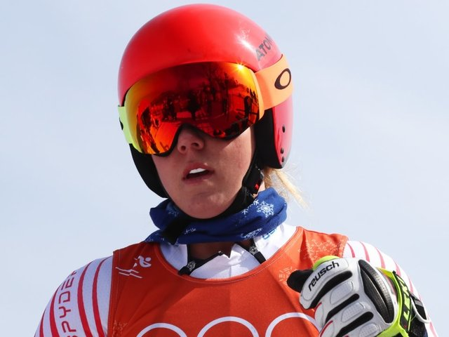 US Skier Mikaela Shiffrin Drops Out Of Another Winter Olympics Event