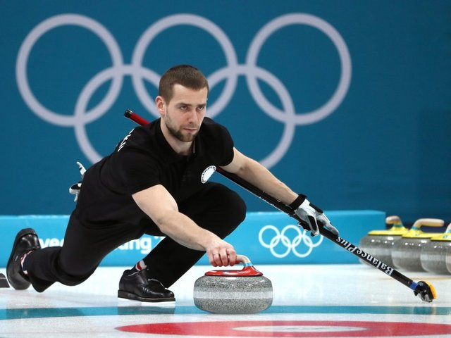 Olympic Russian Curler Tests Positive On 2nd Doping Test