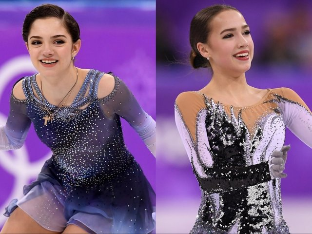 Here's How The Russians Just Dominated Women's Figure Skating