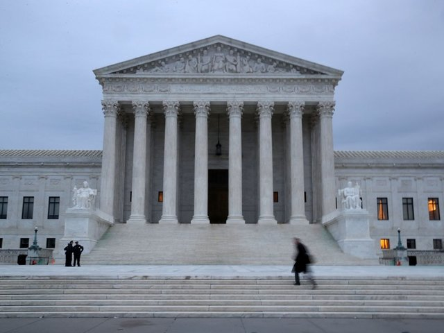 Pennsylvania Republicans Ask SCOTUS To Block New Congressional Map