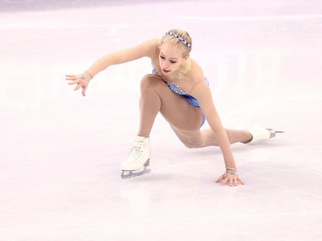 Team USA Finishes Historically Low In Women's Figure Skating