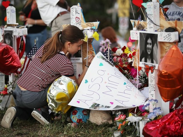 Suspect Charged In Florida School Shooting
