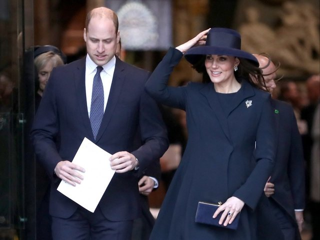The Duchess Of Cambridge Is 'In The Early Stages Of Labor'