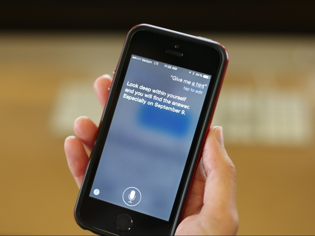 Siri Refuses To Spill Info About Apple S Iphone Event Newsy Story