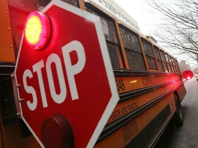 FD: Injuries in school bus rollover in Avondale