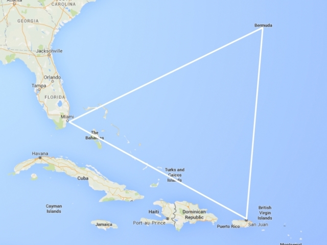 Scientists Say Gas Bubbles Could Explain Bermuda Triangle Mystery ...
