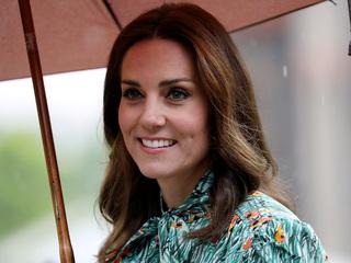 UK's Duchess of Cambridge in labor