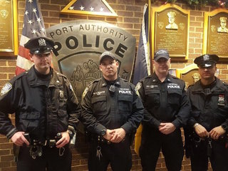 These officers stopped the NYC pipe bomb suspect