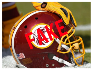 No, the Redskins aren't changing their name