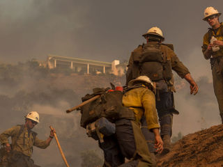 The California wildfires by the numbers