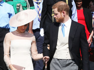 Duke and Duchess of Sussex make first appearance