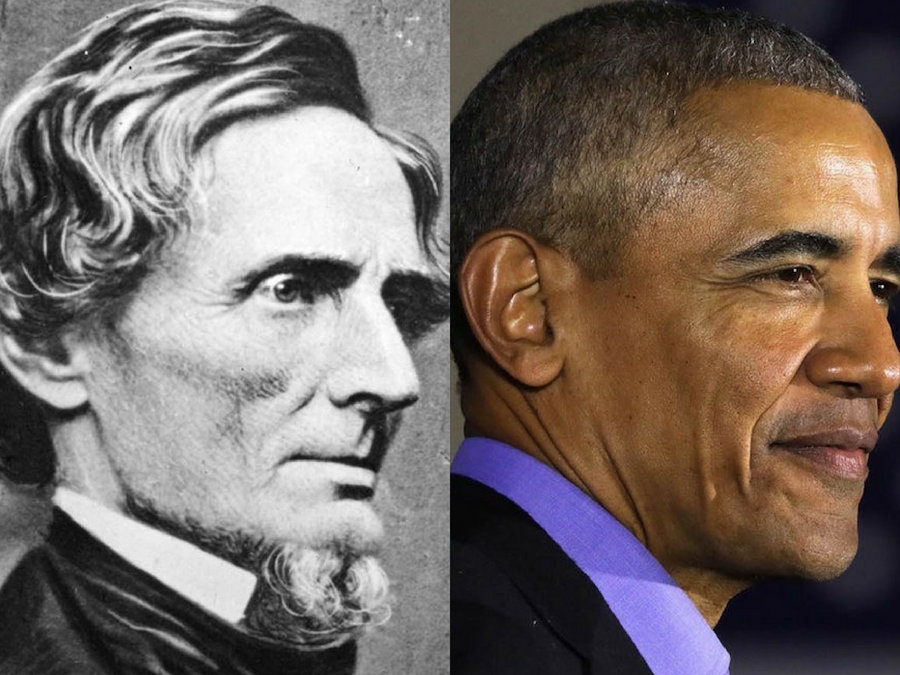 Barack Obama Elementary: School drops name of Confederate general in favor of former president
