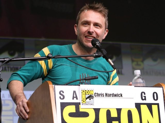 Chris Hardwick And The Scrutiny Of The Nerd Entertainment Industry