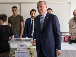 Turkey's Erdogan victorious in election