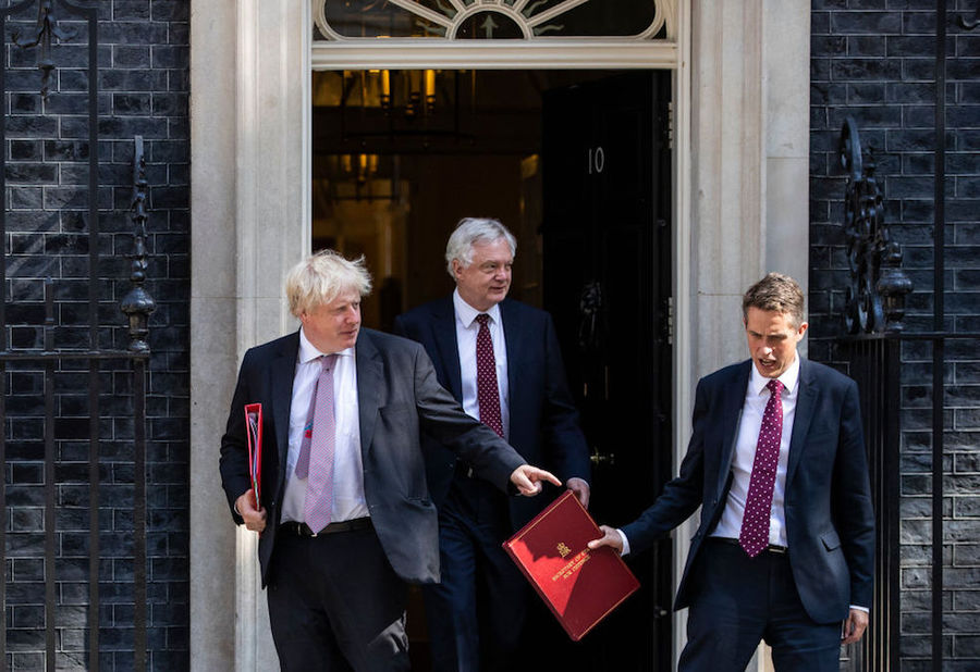Boris Johnson resigns in major Brexit blow to UK PM ...