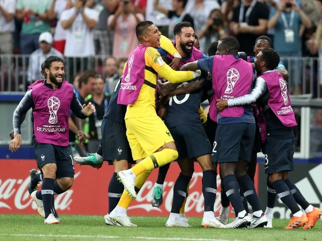 France Beats Croatia To Win The 2018 World Cup