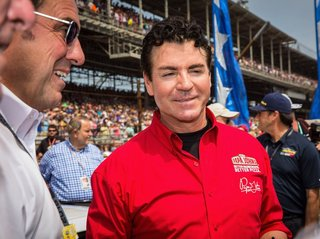 Papa John's founder kicked out of his office