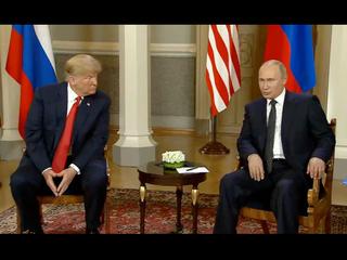 WATCH: Trump, Putin speak