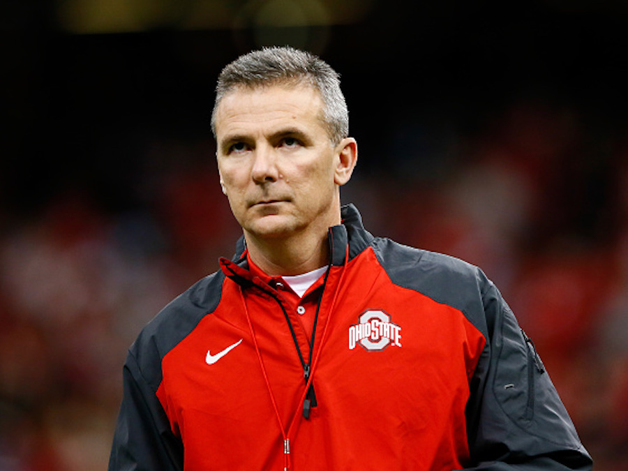 Ohio State coach Urban Meyer on paid administrative leave ...